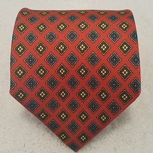 Brooks Brothers Pure Silk Geometric Men's Tie